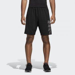 Шорты 4KRFT Sport Graphic Performance adidas. Цвет: черный