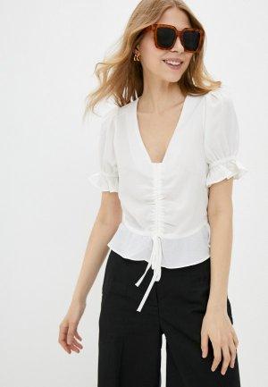 Блуза Brave Soul. Цвет: белый