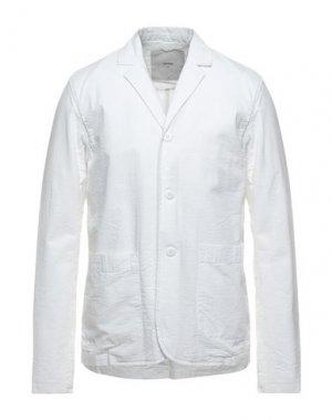 Пиджак MINIMUM. Цвет: белый