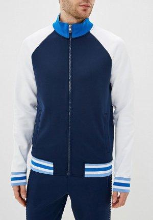 Олимпийка Michael Kors. Цвет: синий