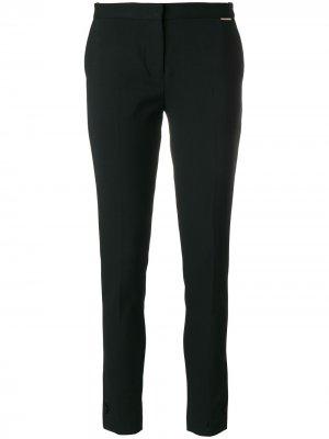 Классические брюки чинос Styland. Цвет: черный