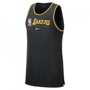 Мужская майка НБА Los Angeles Lakers Dri-FIT Nike