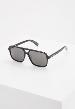 Очки солнцезащитные Saint Laurent SL 176001. Цвет: черный