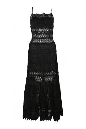 Платье Charo Ruiz. Цвет: черный