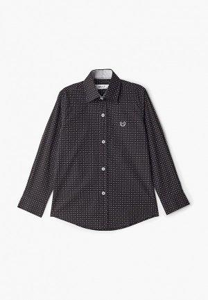 Рубашка MiLi. Цвет: черный