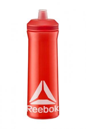Бутылка для тренировок, 750 мл Reebok. Цвет: красный