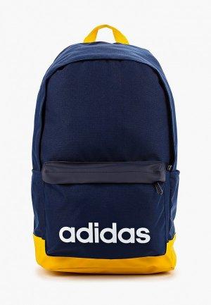 Рюкзак adidas LIN CLAS BP XL. Цвет: синий