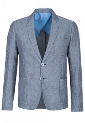 Пиджак BILL TORNADE. Цвет: серый