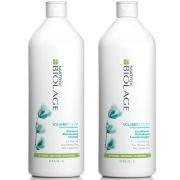 Шампунь и кондиционер для придания объема тонким волосам Matrix VolumeBloom Shampoo and Conditioner (1000 мл) Biolage