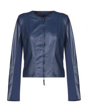 Куртка GOTHA. Цвет: синий