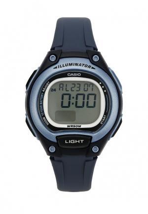 Часы Casio Collection LW-203-2A. Цвет: синий