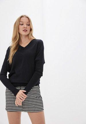 Пуловер MaryTes. Цвет: черный