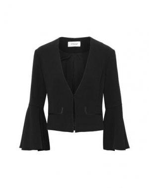 Пиджак DEREK LAM 10 CROSBY. Цвет: черный