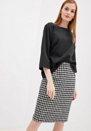 Блуза Maurini. Цвет: черный