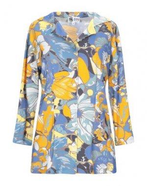 Pубашка BINI Como. Цвет: желтый
