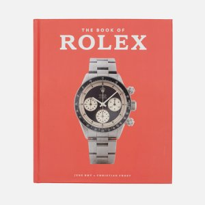 Книга  Book Of Rolex ACC Art Books. Цвет: красный