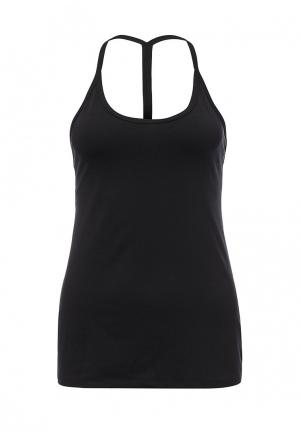 Майка спортивная Nike Womens Dry Training Tank. Цвет: черный