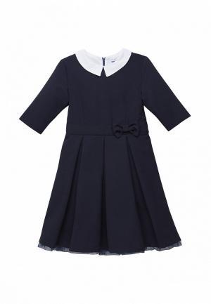 Платье Cookie. Цвет: синий