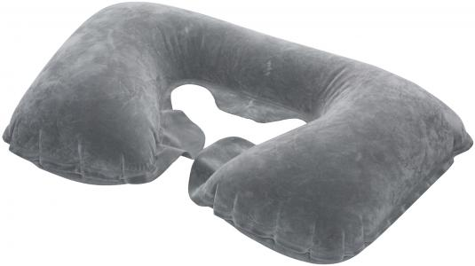 Подушка надувная Outventure. Цвет: серый