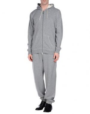 Спортивный костюм GRAN SASSO. Цвет: серый