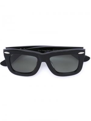 Солнцезащитные очки Status 11 Grey Ant. Цвет: чёрный
