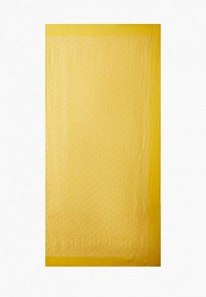Платок Guess. Цвет: желтый