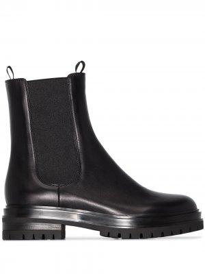 Ботинки челси Gianvito Rossi. Цвет: черный