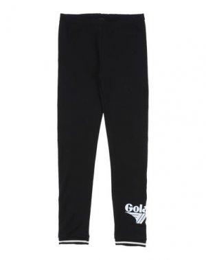 Повседневные брюки GOLA. Цвет: черный
