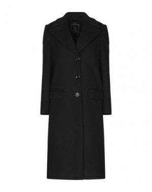 Пальто HANITA. Цвет: черный