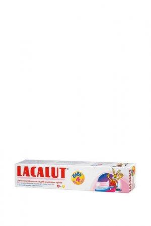 Зубная паста ДЕТСКАЯ B LACALUT. Цвет: белый