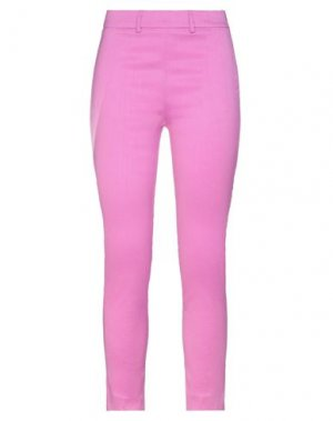 Повседневные брюки HANITA. Цвет: светло-фиолетовый