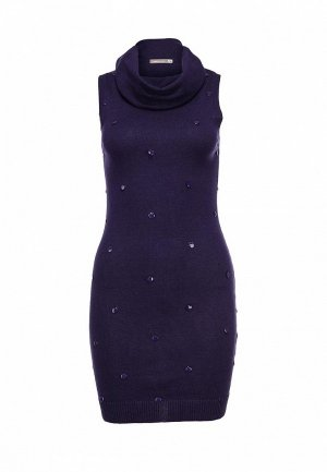 Платье LeMonada LE005EWET197. Цвет: фиолетовый
