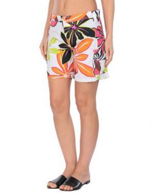 Пляжные брюки и шорты EMAMŌ. Цвет: оранжевый