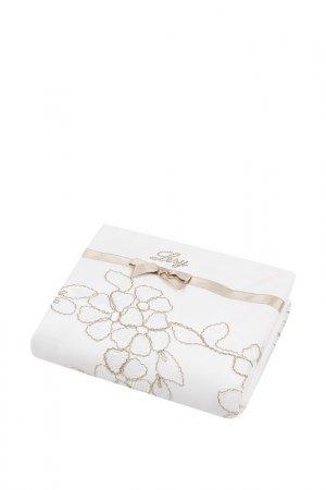 Одеяло Lesy. Цвет: кремовый