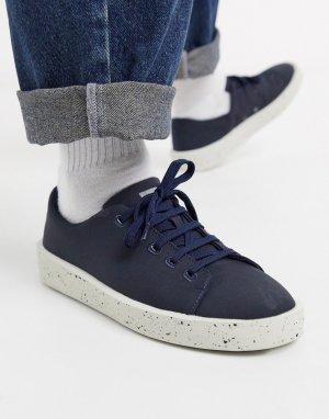 Сине-белые кроссовки -Темно-синий Camper