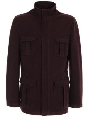 Пальто кашемировое KITON
