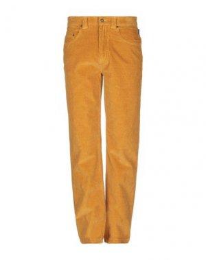Повседневные брюки NAPAPIJRI. Цвет: охра