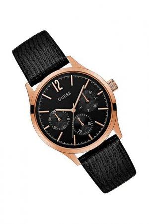 Наручные часы Guess. Цвет: черный