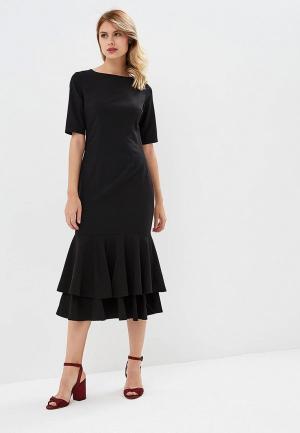 Платье AlexandraKazakova. Цвет: черный