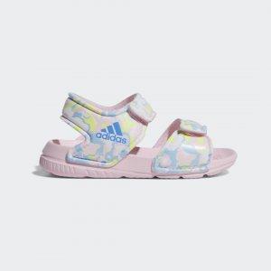 Сандалии AltaSwim Sportswear adidas. Цвет: белый