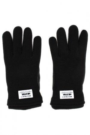 Перчатки NORSE PROJECTS. Цвет: черный