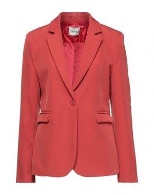 Пиджак DIXIE. Цвет: ржаво-коричневый