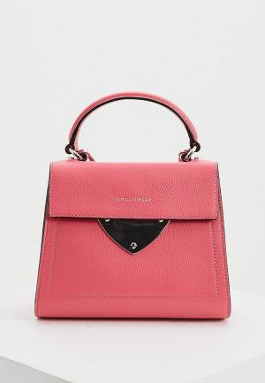 Сумка Coccinelle B14. Цвет: розовый