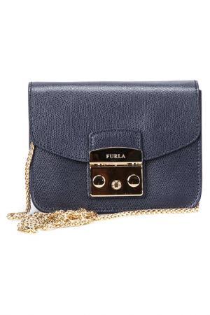 Bag Furla. Цвет: синий