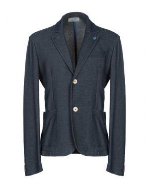 Пиджак FRED MELLO. Цвет: грифельно-синий
