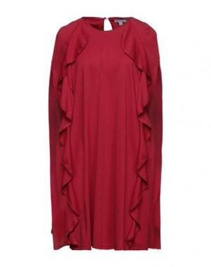 Короткое платье BRIGITTE BARDOT. Цвет: кирпично-красный