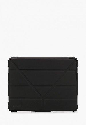 Чехол для iPad Capdase Противоударный защитный, BUMPER FOLIO Flip Case, Air 4 10.9. Цвет: черный