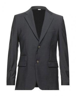 Пиджак STELLA McCARTNEY MEN. Цвет: стальной серый