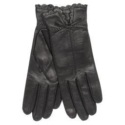 Перчатки RIC_ANTOINETTE черный AGNELLE