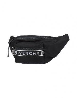 Рюкзак GIVENCHY. Цвет: черный